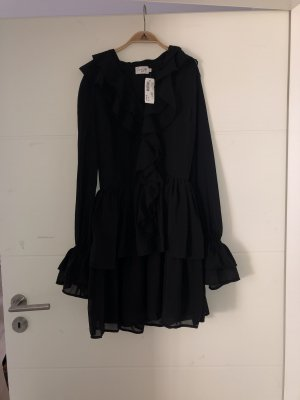 Schwarzes NAKD Kleid