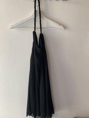 Schwarzes neckholder Kleid only GrößeM