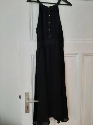 schwarzes neuwertiges Sessùn Sommerkleid