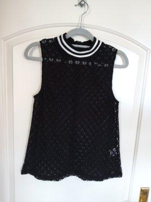 schwarzes Nümph Shirt