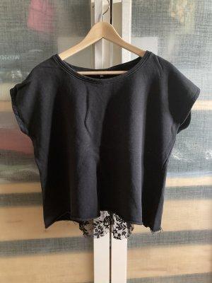 Benetton T-shirt noir