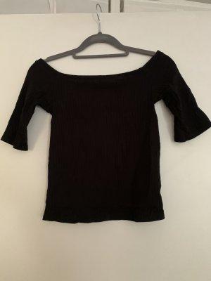 Pimkie Camisa tipo Carmen negro