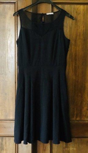 Orsay Vestido con enagua negro