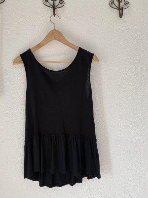 Zara Basic Tank Top black