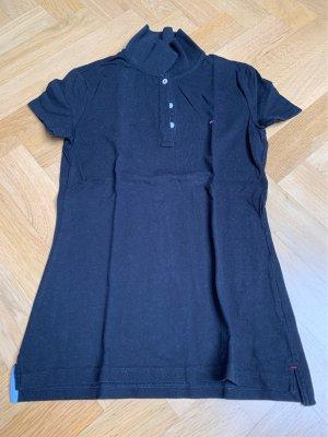 Schwarzes Poloshirt von Tommy Hilfiger