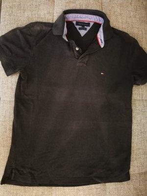 Schwarzes Poloshirt von Tommy Hilfiger - Männer