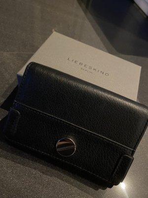 Schwarzes Portemonnaie von Liebeskind - Berlin