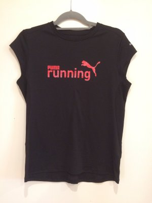 Schwarzes Puma Sport T-Shirt, Gr. 40