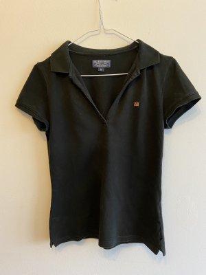 Polo Jeans Co. Ralph Lauren Camisa de manga corta negro Algodón
