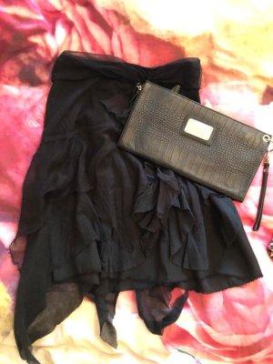 Jupe asymétrique noir
