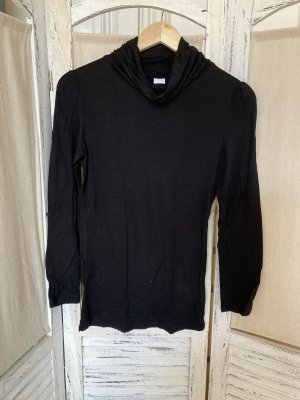 C&A Colshirt zwart