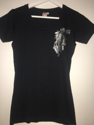 schwarzes ROXY shirt Gr. S