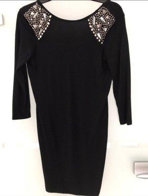 Schwarzes Rückenfreies Kleid  Gr. 40