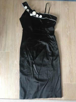 Butik Cocktail Dress black-white