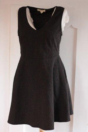 Schwarzes Schlichtes Kleid von Urban Outfitters