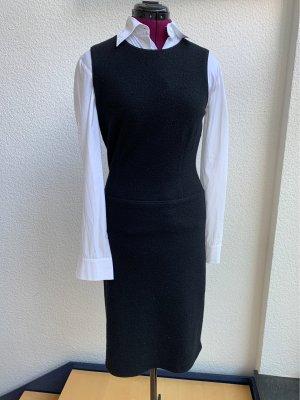 Schwarzes Schumacher Kleid
