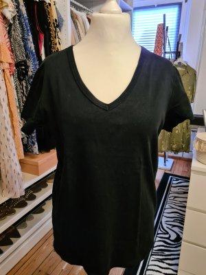 schwarzes Shirt Gr.44
