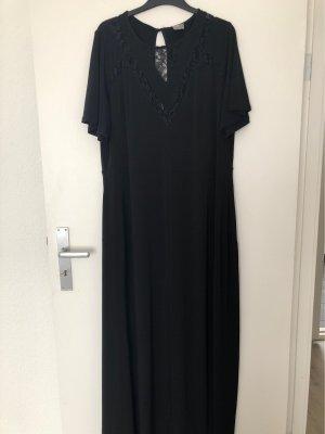 Schwarzes Shirt Kleid