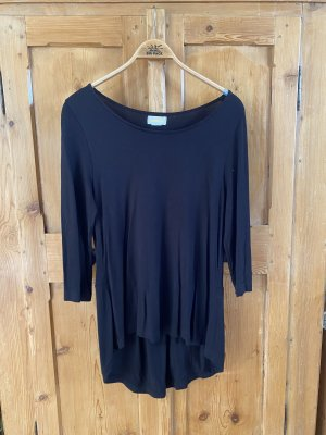 Ambria Long Shirt black