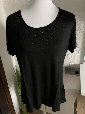 Tchibo / TCM Basic Shirt black