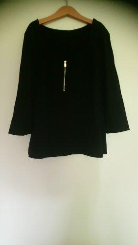 Schwarzes Shirt Shein M