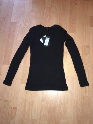 Schwarzes Shirt Vero moda Größe XS