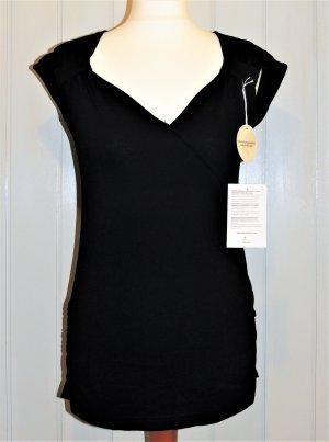 Arrival T-Shirt black cotton