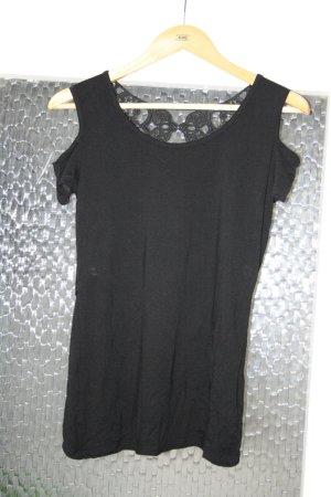 Schwarzes Shirt von Bodyflirt boutique