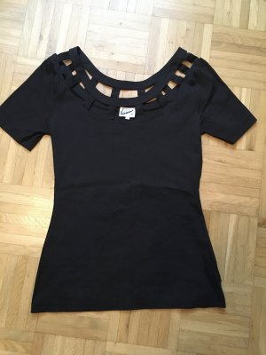 schwarzes Shirt von Virmani