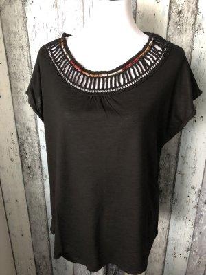 schwarzes Shirt von Yessica / C&A - Gr. L