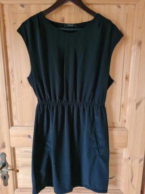 schwarzes Shirtkleid der Marke Vila Größe M