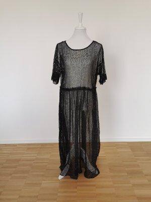 Zara Caftan black