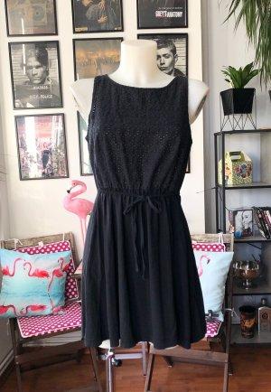 Schwarzes Sommer Kleidchen S