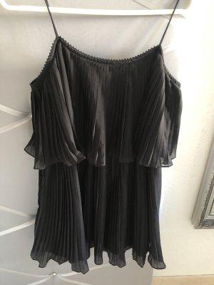 H&M Basic Sukienka plażowa czarny