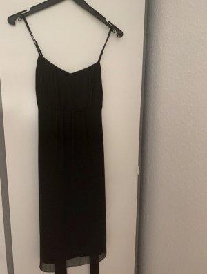Esprit Szyfonowa sukienka czarny