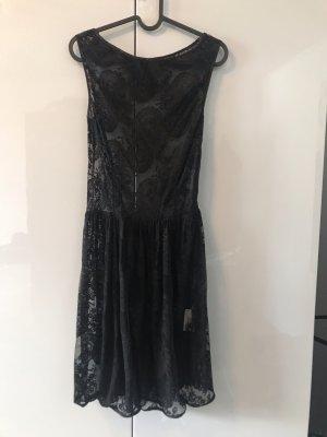 American Apparel A-lijn jurk zwart
