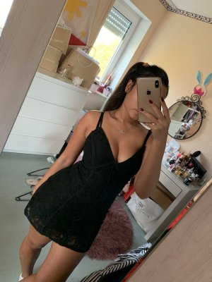 Nelly Trend Lace Dress black