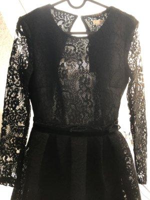 Review Lace Dress black
