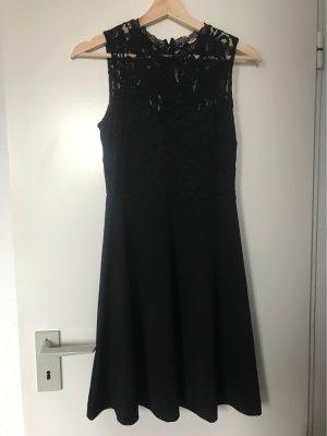 Anna Field Sukienka z dżerseju czarny