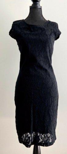 Vero Moda Lace Dress black mixture fibre