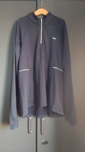 Schwarzes Sport-Shirt Röhnisch M