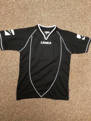 Schwarzes Sport T-Shirt