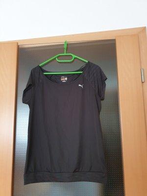 Puma T-shirt de sport noir
