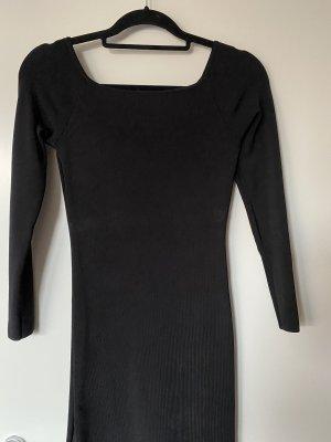 Schwarzes strechtch Kleid