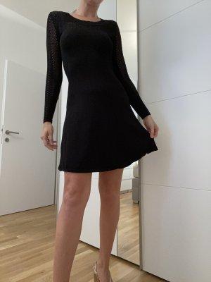 H&M Shirt Dress black