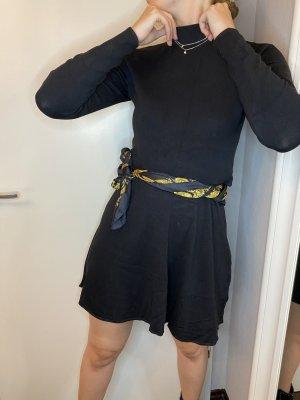 H&M Robe en laine noir