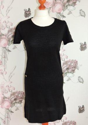 Chillytime Knitted Dress black polyacrylic