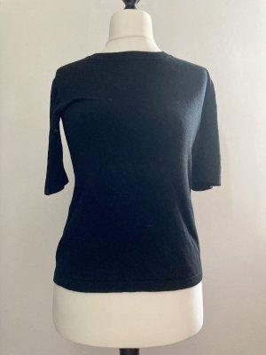 Zara Knit Knitted Jumper black