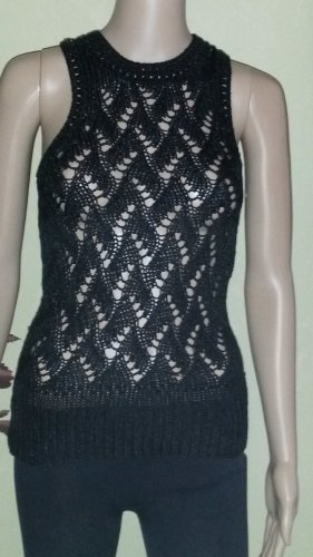 Mango Knitwear black