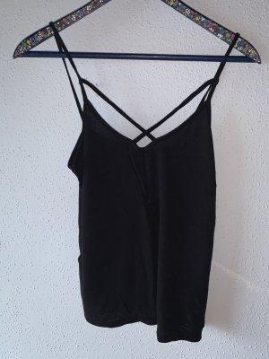 Schwarzes stripes shirt